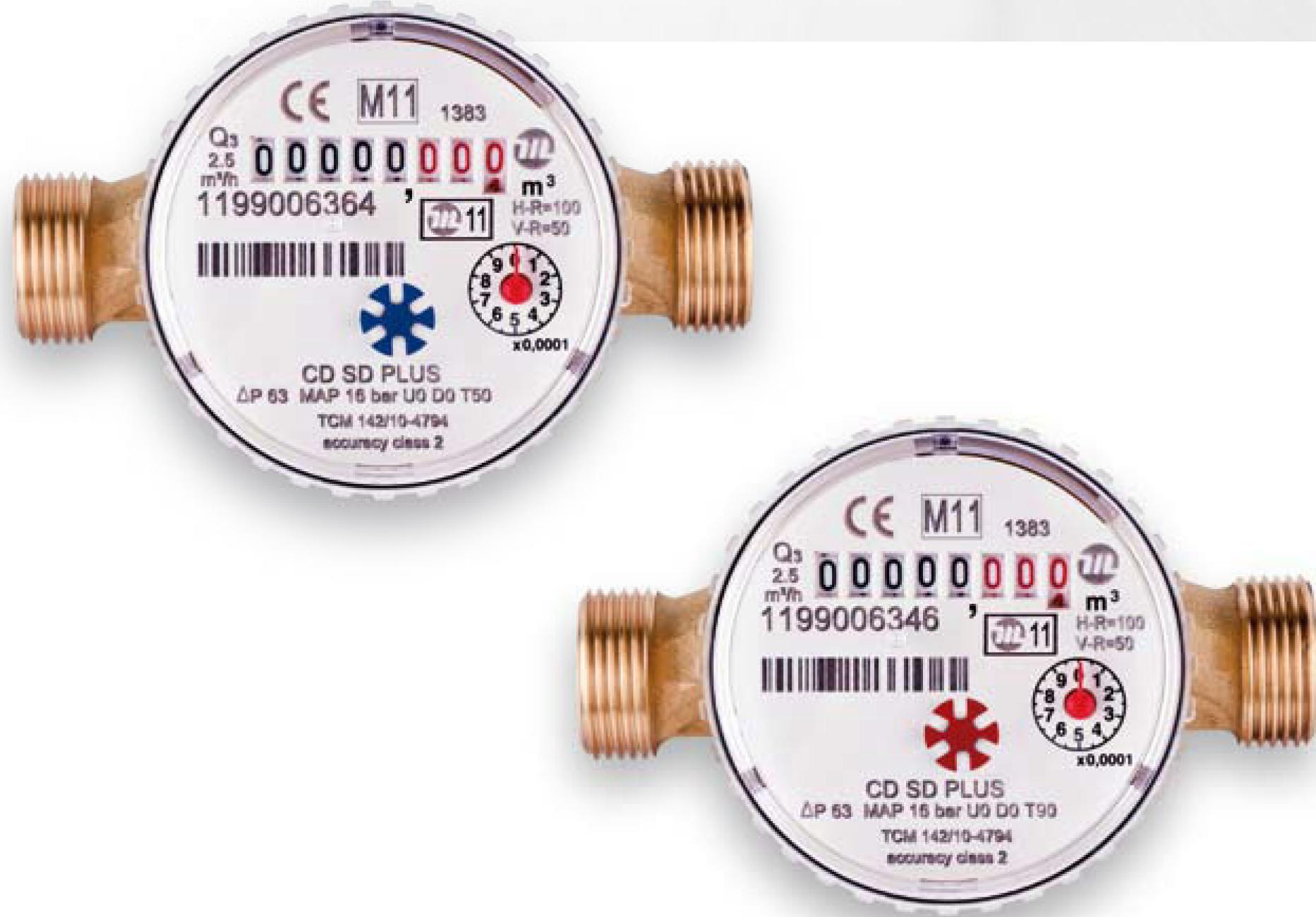 Forniture di articoli tecnici per vapore e pneumatica - Misuratori di portata per acqua ...